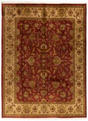 Sale 8740C - Lot 42 - An Afghan Chobi, Naturally Dyed In Hand Spun Wool, Very Suitable To Australian Interiors, 270 x 370cm