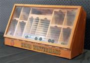 Sale 9056 - Lot 1003 - Henry Wintermans Cigar Display Case (h:36 x w:61cm)