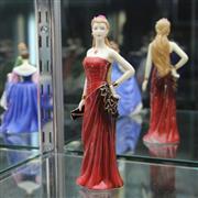Sale 8336 - Lot 6 - Royal Doulton Figure Pretty Ladies Collection Sophie