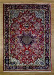 Sale 8559C - Lot 95 - Persian Kashan 412cm x 298cm