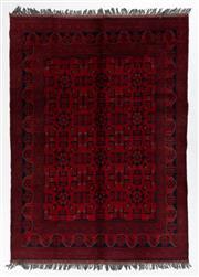 Sale 8760C - Lot 57 - An Afghan Khal Mohammadi 100%Wool Pile, 300 x 200cm