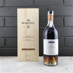 Sale 9089 - Lot 511 - Martell Domaine de Charbonniere Single Estate Collection Cognac - in timber presentation box