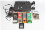 Sale 8396 - Lot 8 - Atari Control Centre & Games