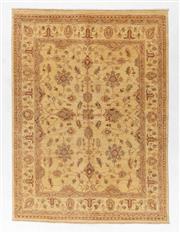 Sale 8740C - Lot 44 - An Afghan Khal Mohammadi 100% Wool Pile, 341 x 252cm