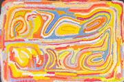 Sale 8288A - Lot 16 - Jennifer Mintaya Connelly (1964 - ) - Untitled, 2007 102 x 156cm (framed & ready to hang)