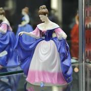 Sale 8336 - Lot 8 - Royal Doulton Figure Pretty Ladies Collection Sarah