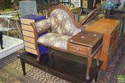 Sale 8390 - Lot 1166 - Telephone Chair