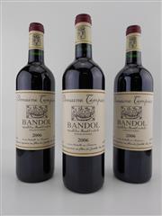 Sale 8479 - Lot 1809 - 3x 2006 Domaine Tempier, Bandol