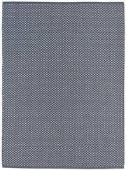 Sale 8651C - Lot 3 - Colorscope Collection; Indoor/Outdoor, Olefin/Polyprop - Steel/White Rug, Origin: India, Size: 160 x 230cm, RRP: $669