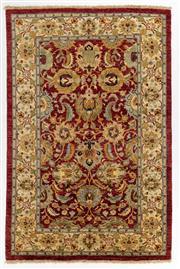 Sale 8760C - Lot 74 - An Afghan Chobi Top Quality, Elegant Design, Natural Dyes, 290 x 190cm