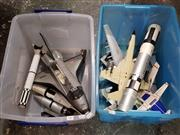 Sale 8809B - Lot 624 - Collection of Plastic Model Parts inc Space Shuttle