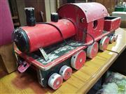 Sale 8495F - Lot 1079 - Toy Train