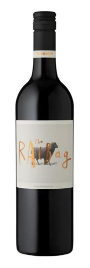 Sale 8506W - Lot 36 - 12x 2014 Hugh Hamilton The Ratbag Merlot, McLaren Vale.  93 POINTS - Wine Showcase Magazine Merlot Feature.  SILVER Medal...