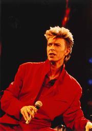 Sale 8765M - Lot 5017 - David Bowie, Glass Spider 1988 (Sydney)