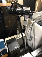 Sale 8789 - Lot 2236 - Vivitar Telescope