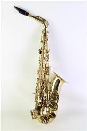 Sale 8940 - Lot 39 - Stagg Saxaphone In Case