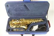 Sale 8441 - Lot 95 - John Parker Students Alto Brass Saxophone
