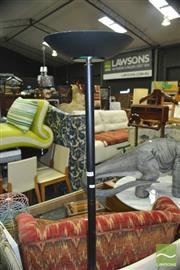 Sale 8447 - Lot 1039 - Modern Black Lamp