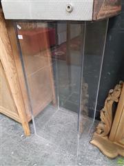 Sale 8637 - Lot 1007 - Perspex Plinth