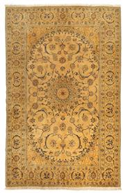 Sale 8780C - Lot 236 - A Persian Nain Super Very Fine Wool And Silk Inlaid, 312 x 196cm