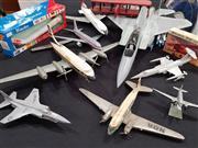 Sale 8809B - Lot 648 - Box of Plastic Model Plane Parts