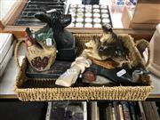 Sale 8819 - Lot 2332 - Collection of Animal Figures incl. Scottie Dog, etc