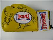 Sale 8450S - Lot 772 - Lonsdale Glove (left, 10oz.), signed