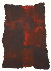 Sale 8773 - Lot 520 - Kudditji Kngwarreye (c1928 - 2017) - My Country 91 x 65cm (stretched and ready to hang)