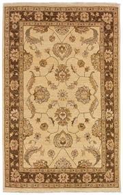 Sale 8860C - Lot 14 - An Afghan Classic Hezari Design, in Handspun Wool 122x191
