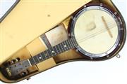 Sale 8425 - Lot 94 - Maxitone Eight-String Mandolin