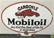 Sale 8435 - Lot 1041 - Mobiloil 89cm x 60cm