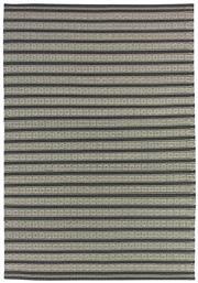 Sale 8651C - Lot 7 - Colorscope Collection; Indoor/Outdoor, Olefin/Polyprop - Grey/Black Rug, Origin: India, Size: 160 x 230cm, RRP: $669