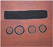 Sale 8839A - Lot 5021 - Rammey Ramsey (1935 - ) - Untitled 2005 122 x 135cm