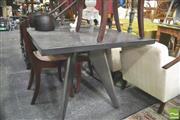Sale 8341 - Lot 1038 - Stark Metal Table