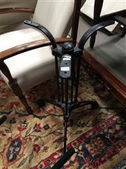 Sale 8676 - Lot 1146 - Cast Iron Table Base