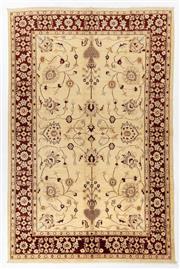 Sale 8760C - Lot 51 - An Afghan Chobi Top Quality, Elegant Design, Natural Dyes, 310 x 205cm