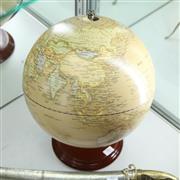 Sale 8336 - Lot 96 - Terrestrial Globe
