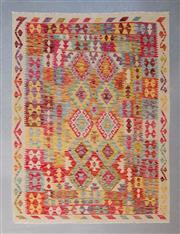 Sale 8499C - Lot 67 - Persian Kilim Chobi 201cm x 160cm