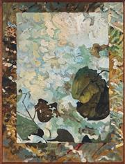 Sale 8891 - Lot 2038 - David Schlunke (1942 - ) - View in View, 1972 60.5 x 41 cm