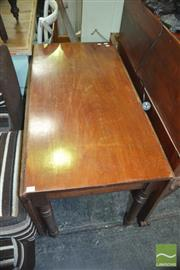 Sale 8337 - Lot 1059 - Colonial Cedar Drop Side Table