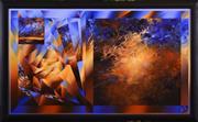 Sale 8408 - Lot 548 - David Voigt (1944 - ) - Untitled, 2002 98 x 168.5cm