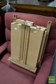 Sale 8489 - Lot 1072 - Artist Travel Painting Case