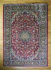 Sale 8672C - Lot 3 - Persian Mashad 350cm x 245cm