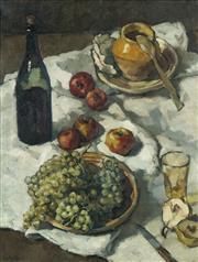 Sale 8722 - Lot 559 - Ivan Escribe (1913 - 1990) - Still Life 65 x 50cm