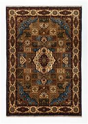 Sale 8760C - Lot 71 - An Afghan Chobi Top Quality, Elegant Design, Natural Dyes, 300 x 190cm