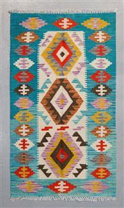 Sale 8499C - Lot 69 - Persian Kilim Chobi 135cm x 80cm