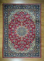 Sale 8672C - Lot 4 - Persian Kashan 330cm x 237cm