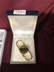 Sale 8819 - Lot 2543 - A Hilton Hotels Key Chain in Original Box
