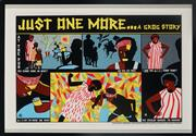 Sale 8992 - Lot 594 - Marie McMahon (1953 - ) - Just One More .... A Grog Story, 1987 sheetsize: 50 x 75 cm (frame: 63 x 88 x 4 cm)