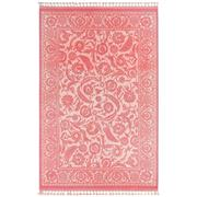 Sale 8860C - Lot 21 - A Turkish Woven Classic Overdye Carpet, in Wool & Bamboo Silk Highlights 160x230cm